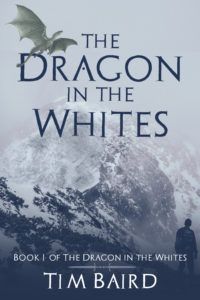 Dragon in the Whites - eBook Cover